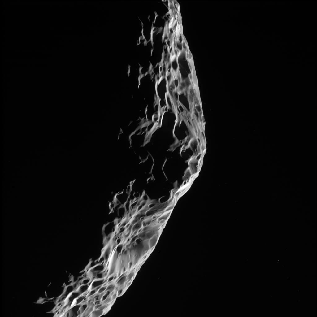 a parting image of Hyperion