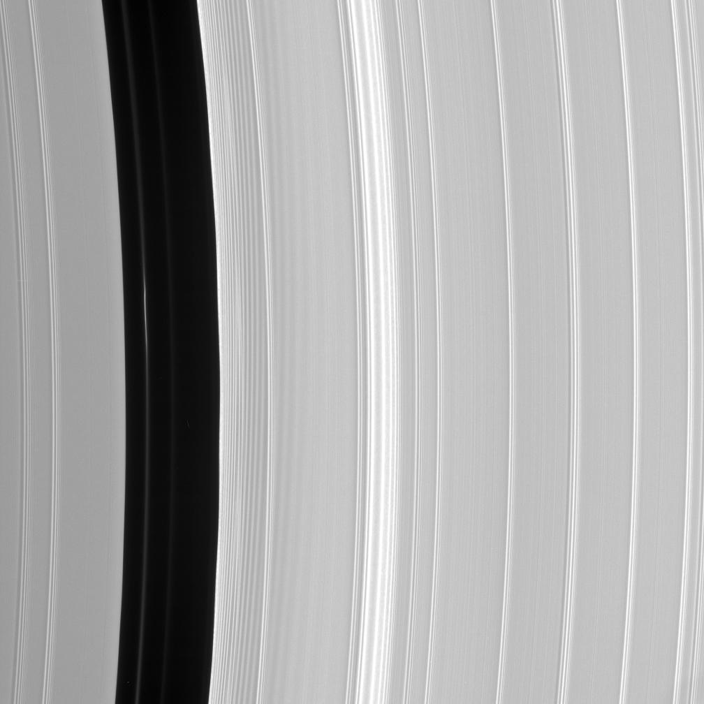 Encke Division in Saturn's ring