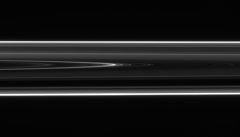 Saturn's D ring