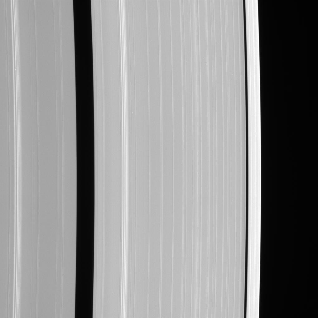 Saturn's outer A ring