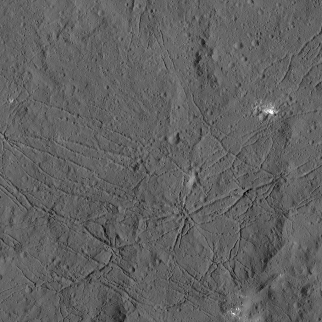 Floor of Dantu Crater from LAMO
