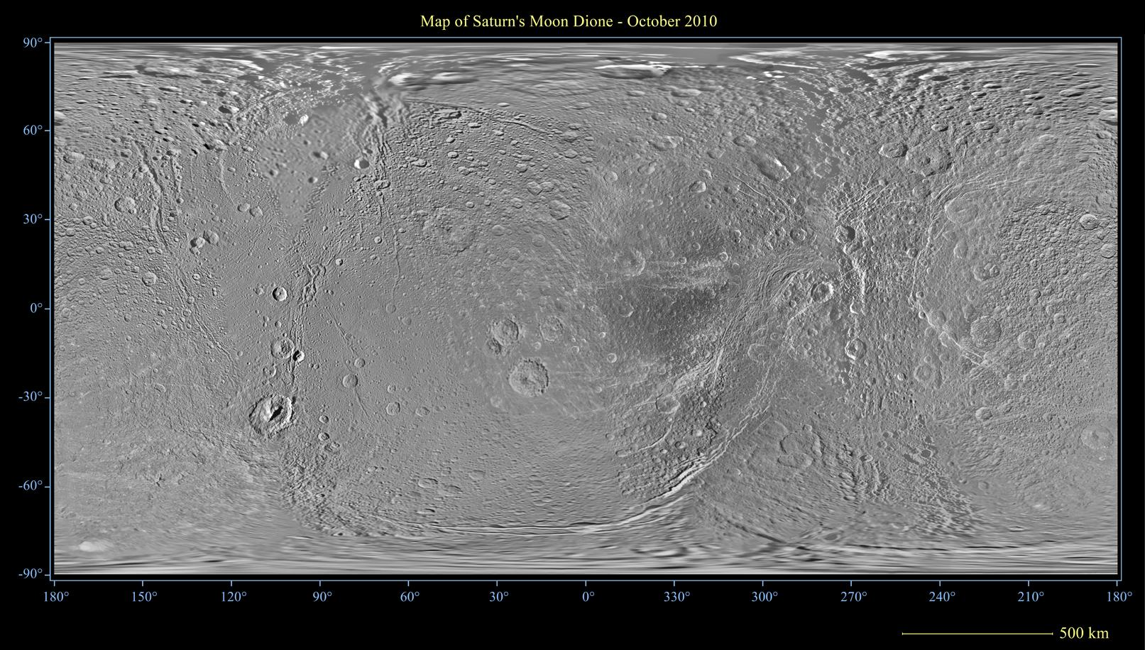 Map of Dione