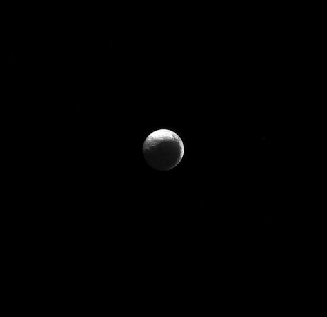 The moon Iapetus