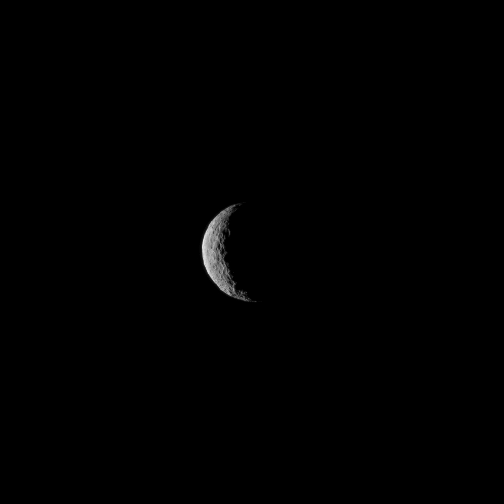 Ceres at Dawn - Take Two