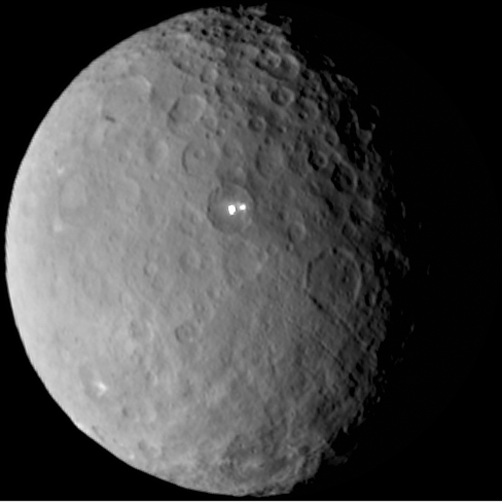 Ceres Awaits Dawn