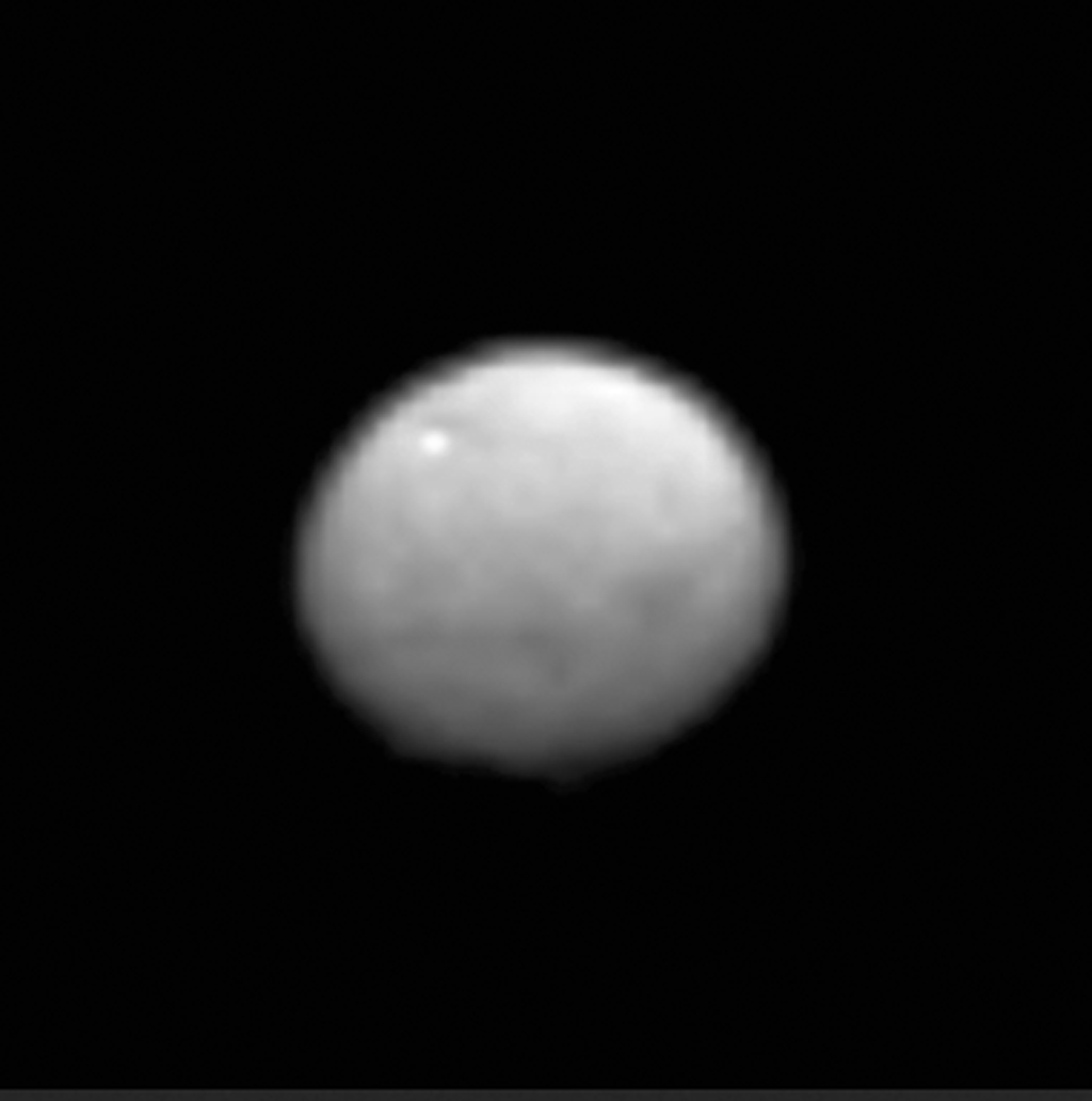 Animation of Ceres