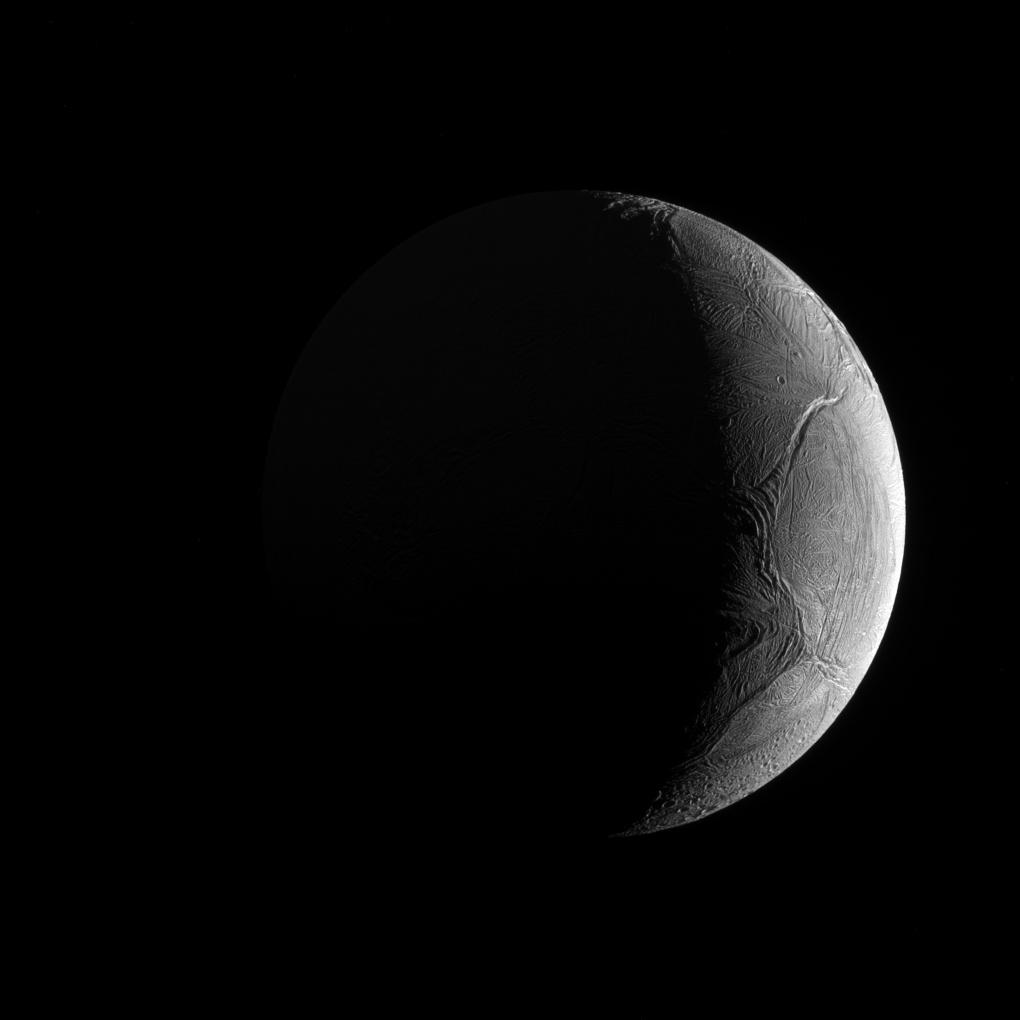 Potentially Hospitable Enceladus