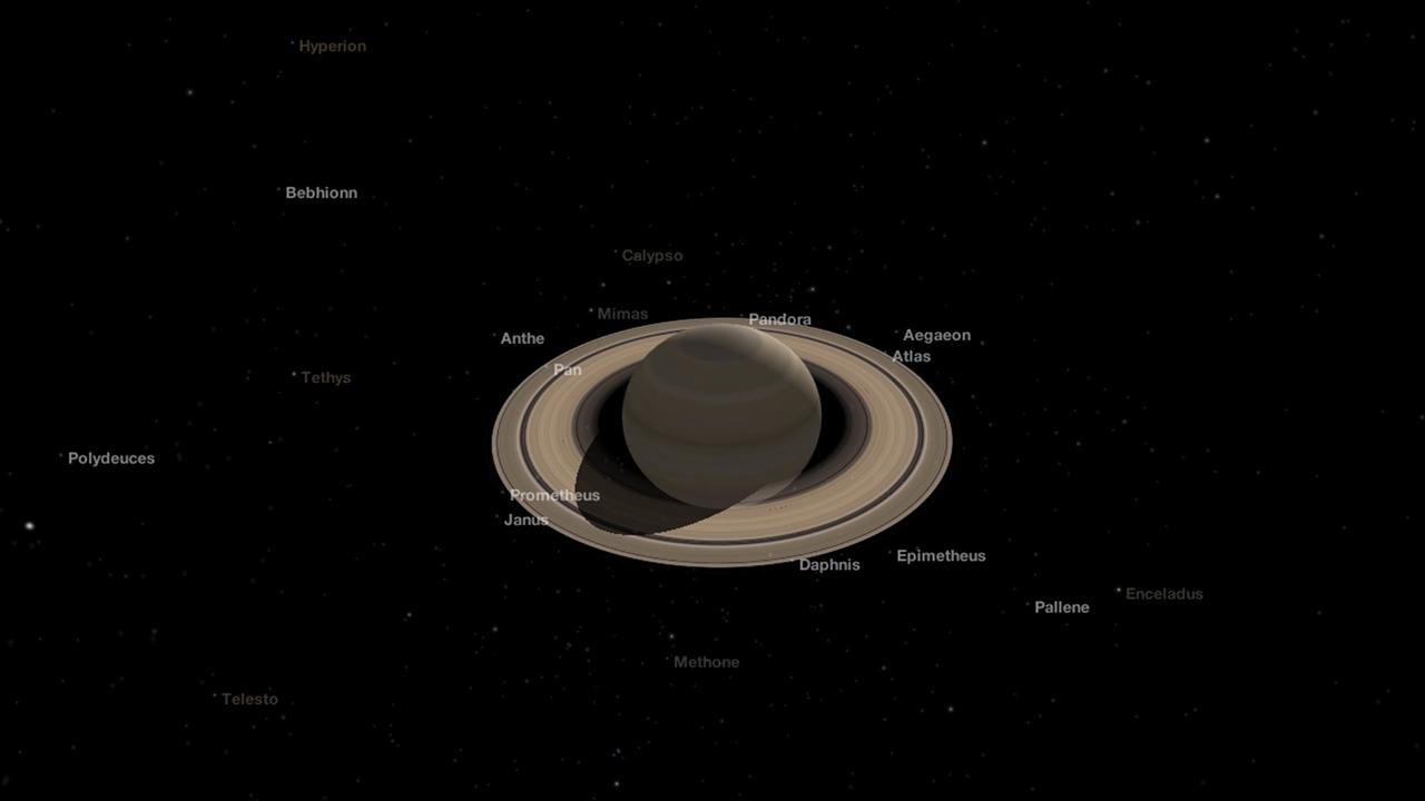 overview saturn nasa solar system exploration - 1280×720