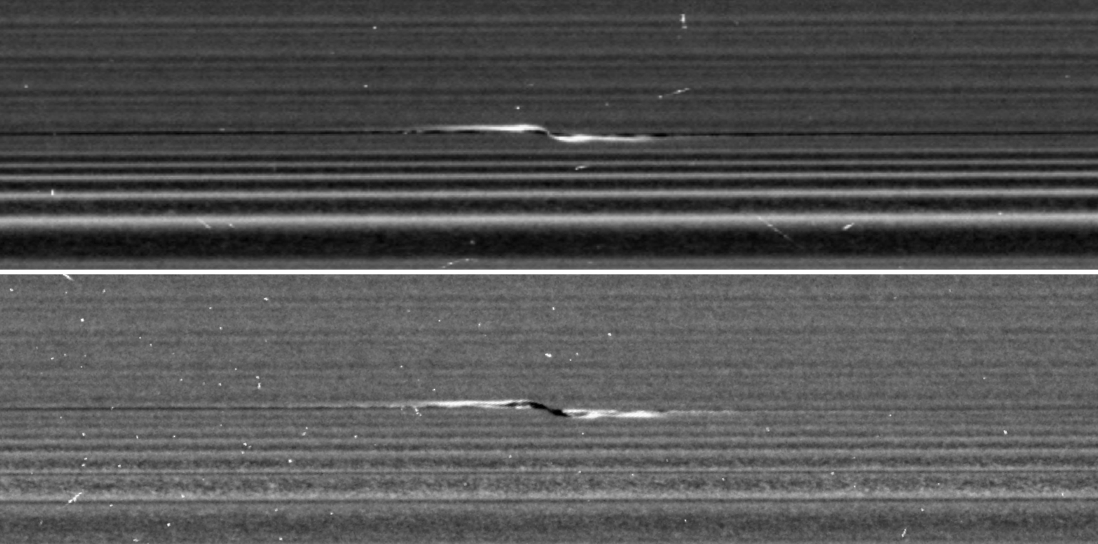 Propellers in Saturn's rings