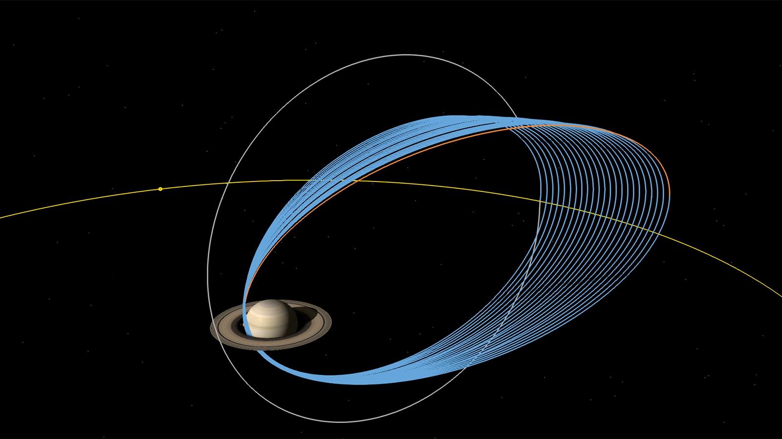overview cassini nasa solar system exploration - HD1600×900
