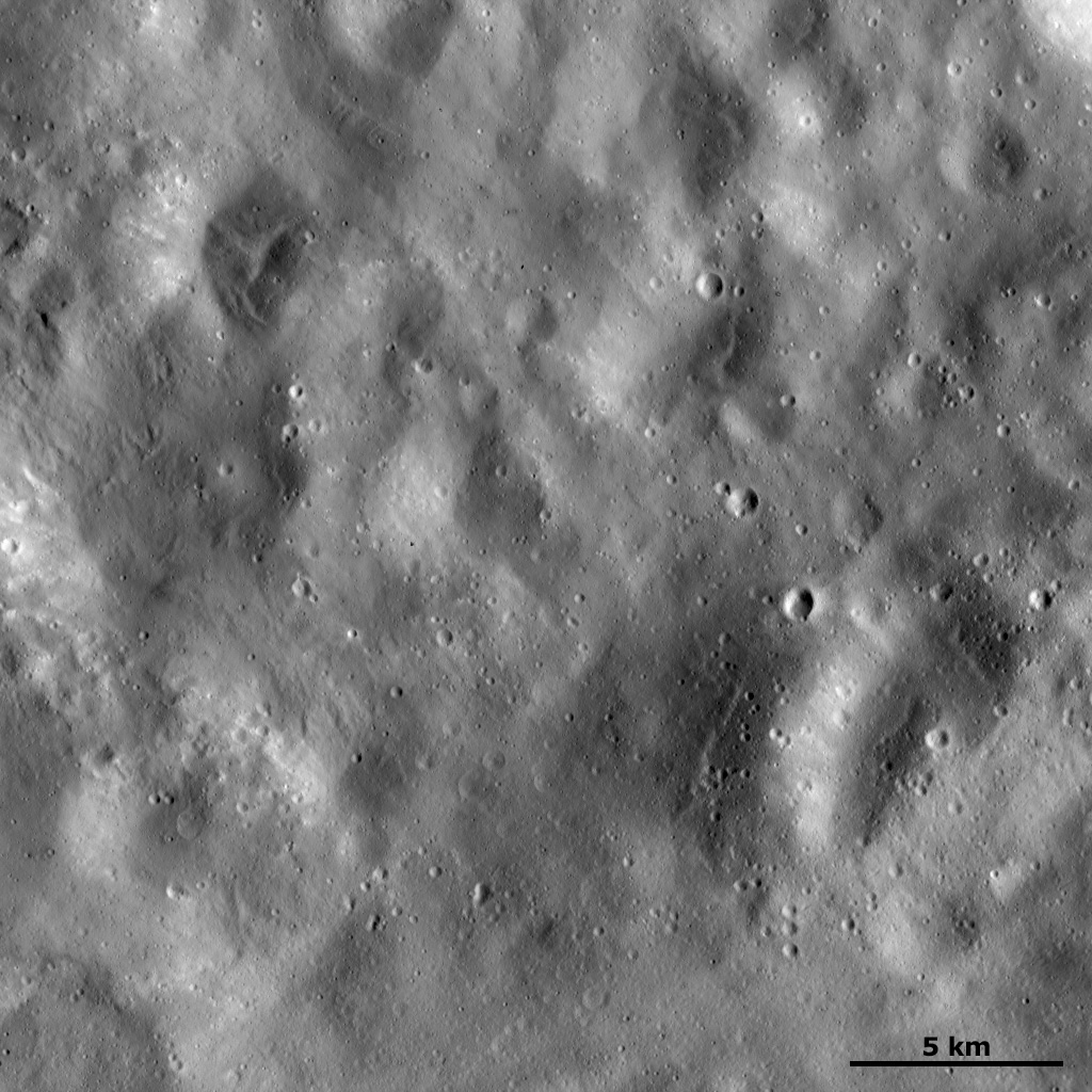 Ejecta-covered Surface