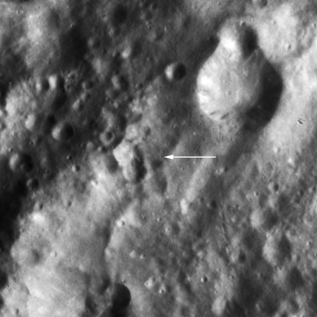 Claudia: A Tiny Crater Chosen to Define Vesta's Prime Meridian