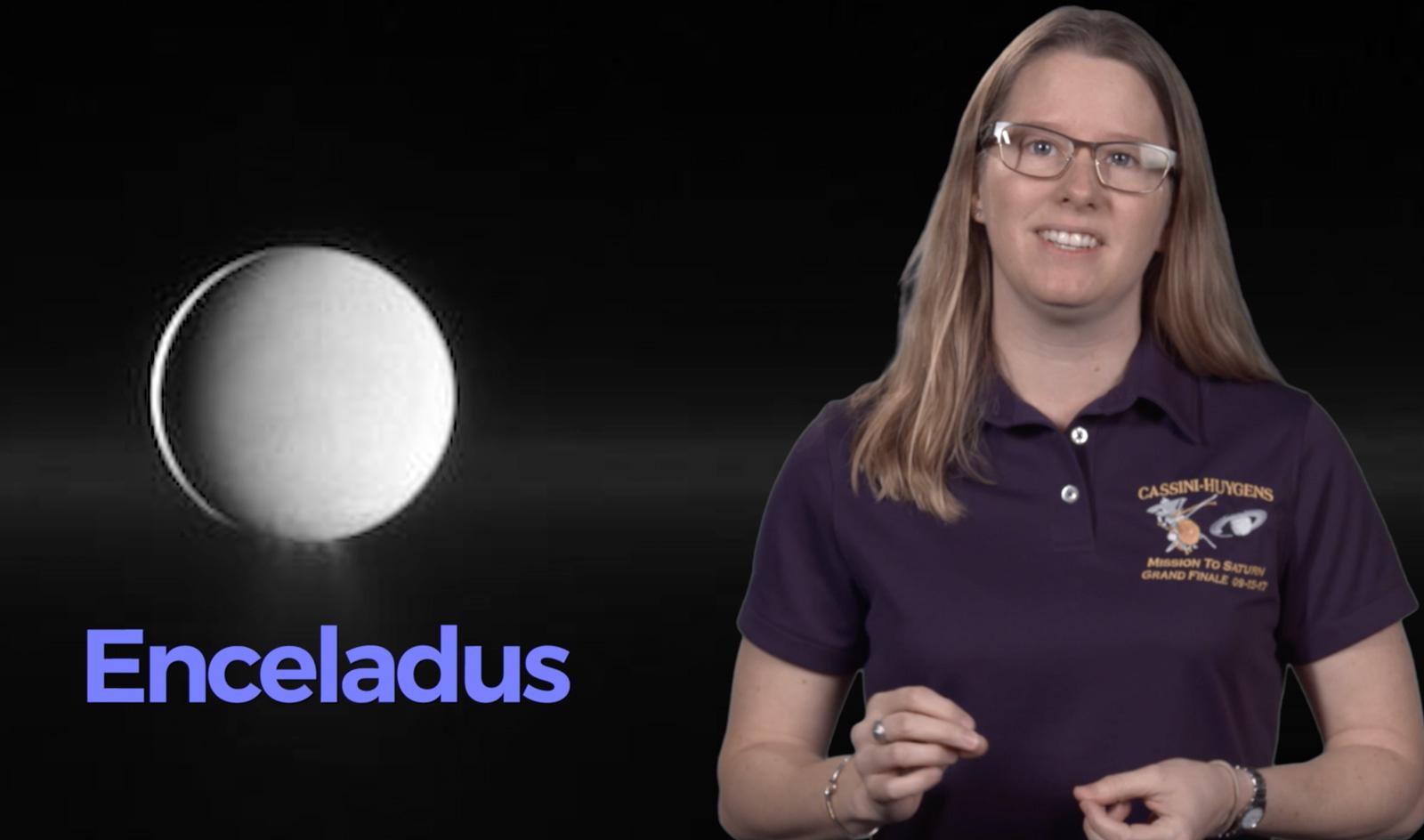 Scientist for a Day Option 1: Enceladus | NASA Solar ...