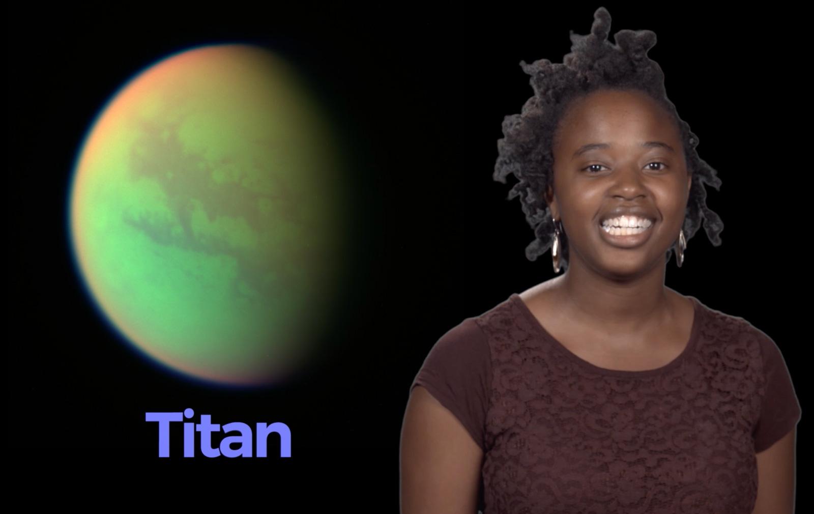 Scientist for a Day Option 2: Titan | NASA Solar System ...