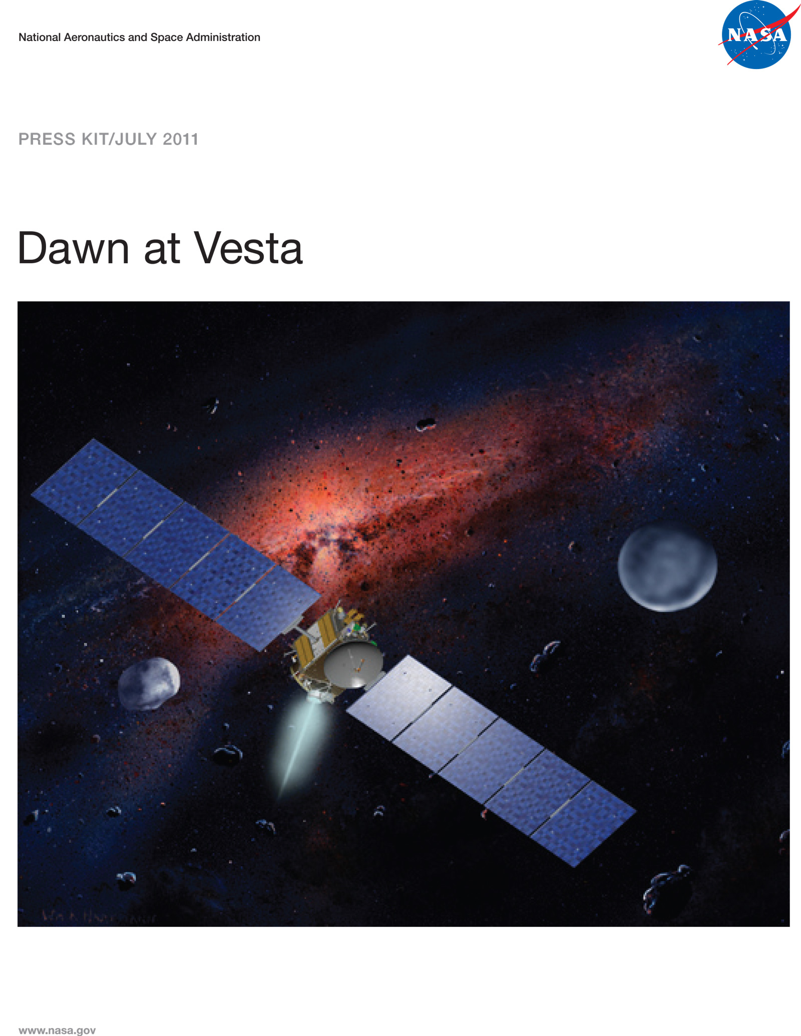 Facts about the Dawn mission.