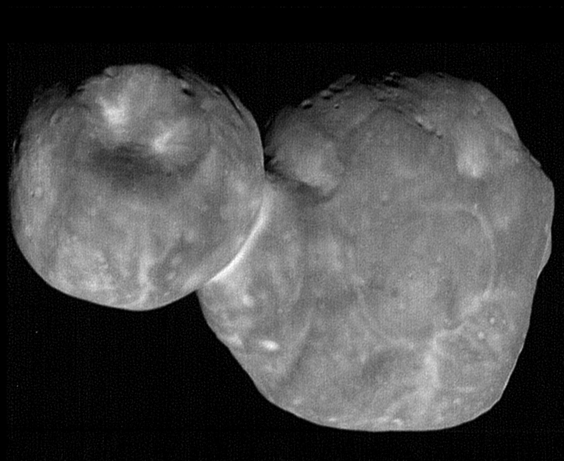 Kuiper-belt object Ultima Thule