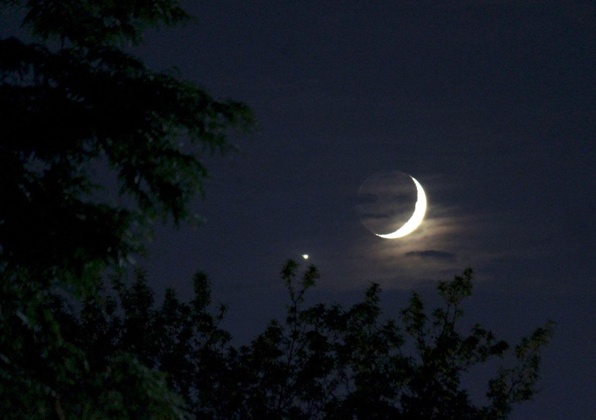 عید کے دو چاند اور ایک حل 1