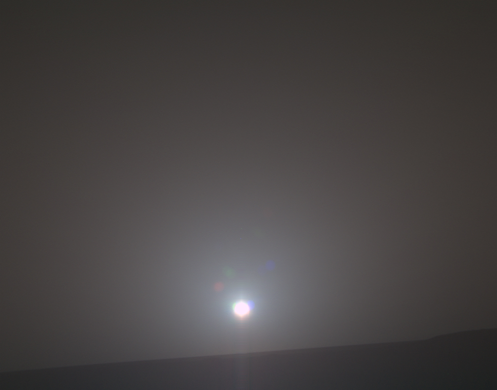 Dawn of the rover's 4,999th Martian day