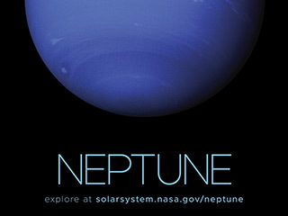 Neptune Poster - Version A