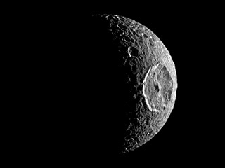 An Eye on Mimas