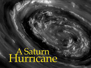 Saturn Hurricane Movie