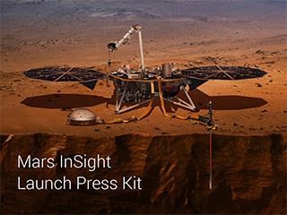 InSight Launch Press Kit