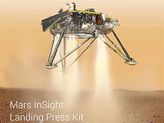 mars insight landing press kit - photo #1