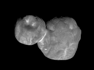 Kuiper Belt Object Arrokoth (2014 MU69)