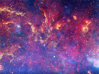 Milky Way in Multiple Wavelengths
