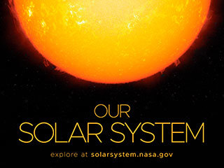Our Solar System Poster - Version B