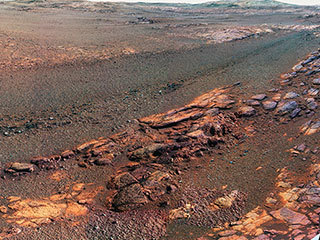 Opportunity Rover's Final Mars Images