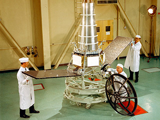 Ranger 7: First Successful U.S. Moon Mission