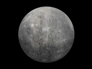 enhanced color mercury map nasa solar system exploration - 320×240
