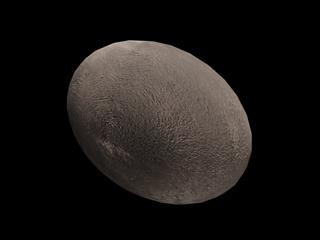 Solar For America >> Haumea 3D Model | NASA Solar System Exploration
