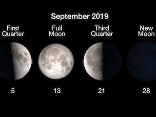 What's Up Video: September 2019 Skywatching Tips from NASA