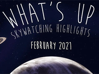 What's Up: February 2021 [Video]