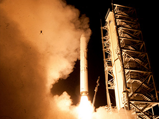 LADEE Frog Photobomb