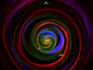 Space Weather to the Edge of the Solar System