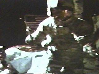 The Apollo 15 Hammer-Feather Drop | NASA Solar System ...