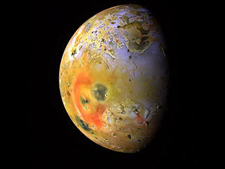 Jupiter NASA Astronomy Planet HD POSTER