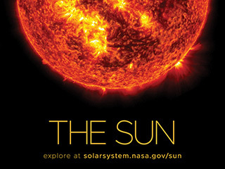 The Sun Poster - Version A