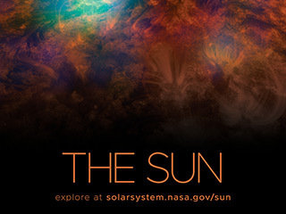 The Sun Poster - Version B