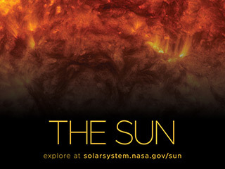 The Sun Poster - Version C