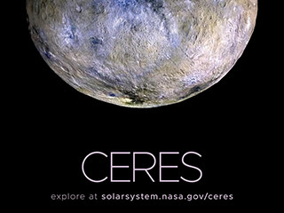 Ceres Poster - Version A