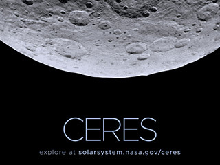 Ceres Poster - Version C