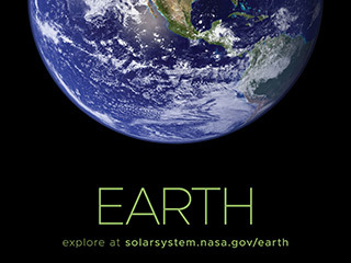 Earth Poster - Version A