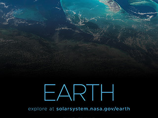 Earth Poster - Version B