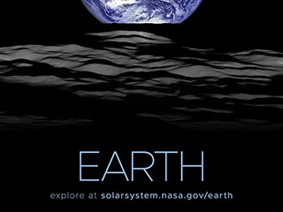 Earth Poster - Version C