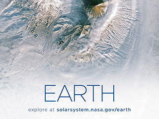 Earth Poster - Version E