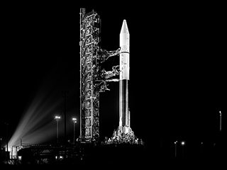 Mariner 10 on the Launch Pad